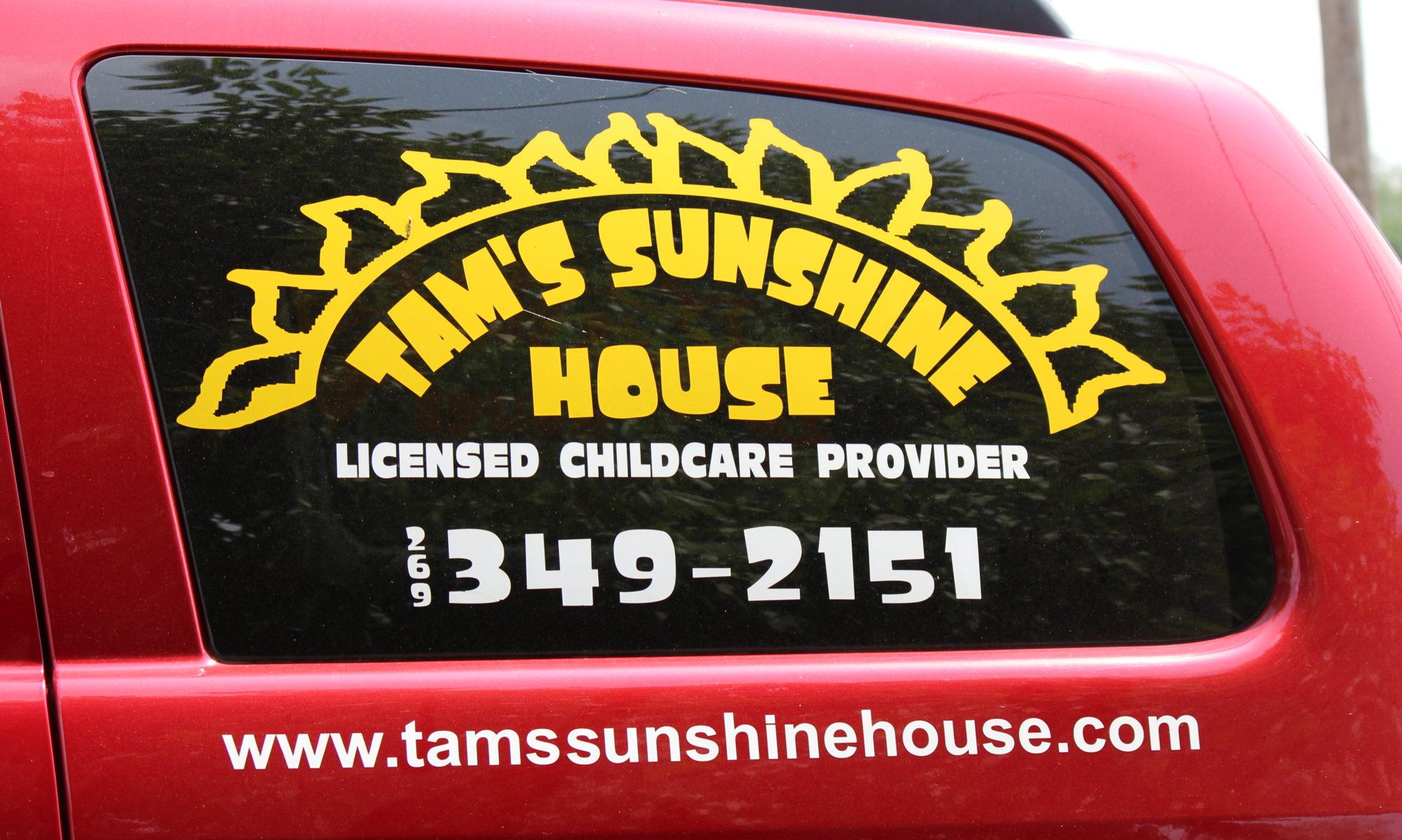 Tam's Sunshine House