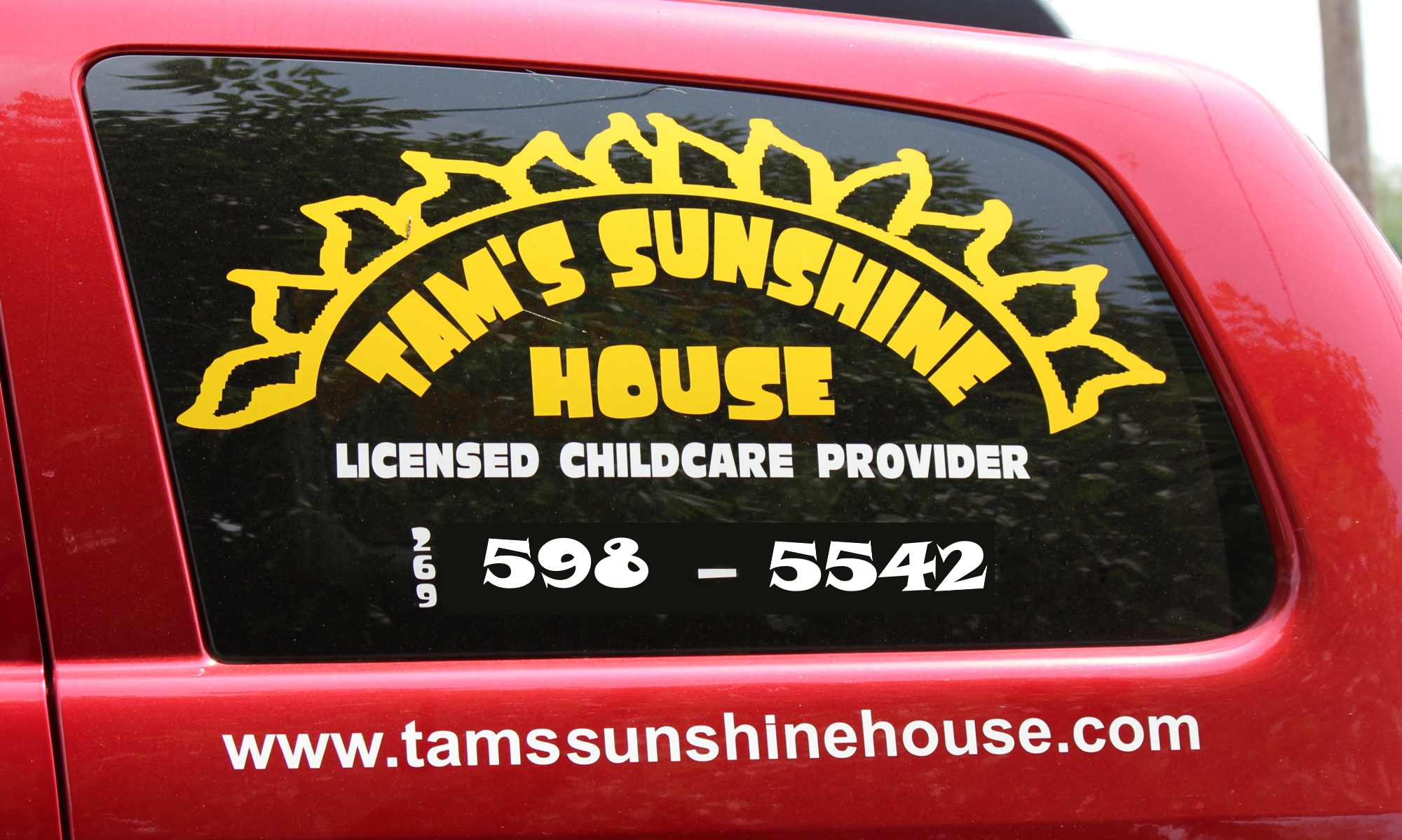 Tam's Sunshine House